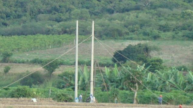 Electrificación de 20 comunidades